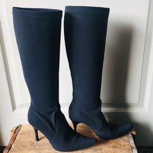 Donald J. Pliner knee boots